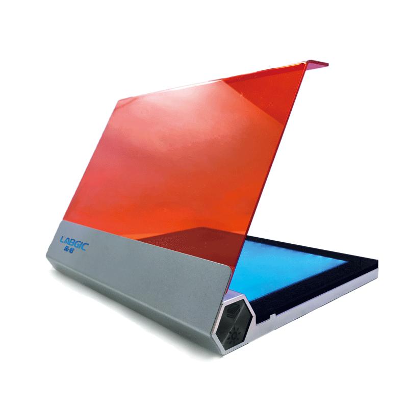 BL-18蓝光切胶仪(蓝/白双光源)